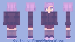 escape the world // request Minecraft Skin