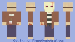 A Perfectly Sane Individual Minecraft Skin