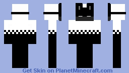 unknown mask Minecraft Skin