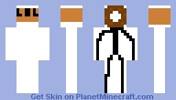 Donut People Minecraft Skin