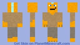ALTUME MERCENARY Minecraft Skin