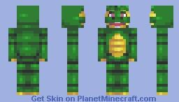 ♥мαηgℓє∂♥ THE PEPE GIRL FROM FNAF!!11!! Minecraft Skin