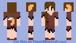 -=:Purina the First's Hallow's Eve Costume:=- Minecraft