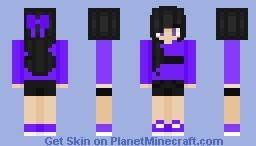 Perseverance Minecraft Skin