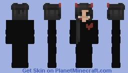 w/o the glasses (: Minecraft Skin