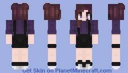 ⇜ тєα~ | coυnтleѕѕ [CE] Minecraft Skin