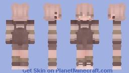 nonbinary Minecraft Skin