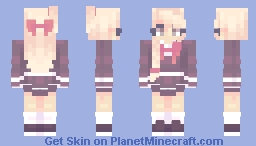 Raspberry Soda~ Minecraft Skin