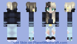 The Truth Is - Reshade Entry Minecraft Skin
