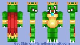 King K. Rool || Donkey Kong Country - Super Smash Bros Ultimate || Nintendo Minecraft Skin