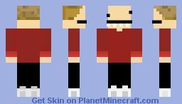 autism Minecraft Skin