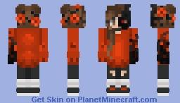 ♡ Spooky i_love_softball_ ♡ Minecraft Skin