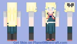 """""""Guiding my people along the right path is the duty of a ruler!"""" Minecraft Skin"""