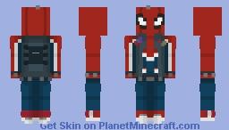 Spider-Punk Suit -- Spider-Man PS4