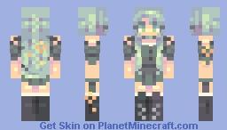 Stars Minecraft Skin