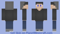 Joe Thompson - CandorMC Minecraft Skin