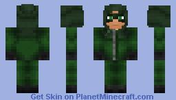 The Arrow - CW Minecraft Skin