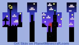 london sunscape Minecraft Skin