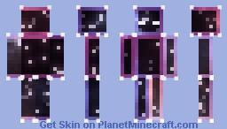 Voidframe Minecraft Skin