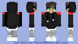 My Fave Ever Minecraft Skin