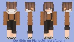 ☽ ᴄᴀᴘʀɪᴄᴏʀɴ ☾ Minecraft Skin