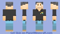 Phil Swift Minecraft Skin