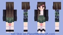 Promise Minecraft Skin