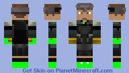 Logdotzip Minecraft Skin