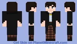 The Second Doctor-1966 Regeneration cosume Minecraft Skin