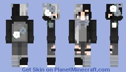 Bland Minecraft Skin