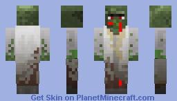 Zombie Dr. Trayaurus Minecraft Skin