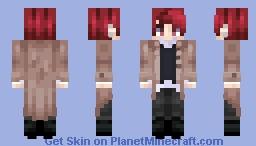 ☄ sᴋɪɴ ʀᴇǫᴜᴇsᴛ   ғɪɴɪsʜᴇᴅ ☄ Minecraft Skin