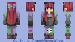 0015 | Jäkel Minecraft Skin