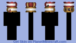 Ancient Books Minecraft Skin