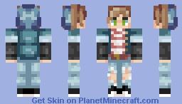 Mᴀ Bᴏɪ 【 Cᴜᴢ Wʜʏ Nᴏᴛ 】 Minecraft Skin