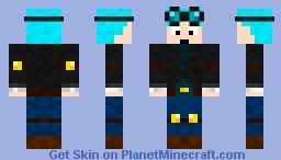 DANTHEDIAMONDMINECART Minecraft Skin