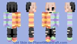 ∽ Technicolor Buzz ∽ Minecraft Skin