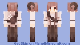 𝘈𝘯𝘶𝘯𝘯𝘢𝘬𝘪 (Male) Minecraft