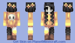 ♥L3Δ♥ / Autumn raffle Minecraft Skin