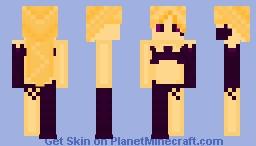 Derieri ~ [Nanatsu no Taizai] Minecraft Skin