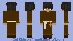 Mönch UnicaCity Minecraft Skin