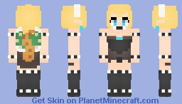 Bowsette / Princess Bowser Minecraft