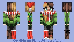 Christmas is early this year | ɮʏ ɛɖɛʟɛաɨʟʟ Minecraft Skin