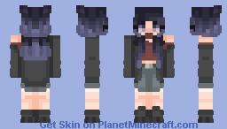 ♞ ᴀ ғʀɪᴇɴᴅs ᴏᴄ ♞ Minecraft Skin
