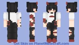Edgy Mc. Muffin Sweetie ❰⌘❱ Minecraft Skin