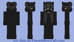 dark soul Minecraft Skin
