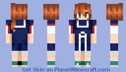 Kendo Itsuka Minecraft Skin