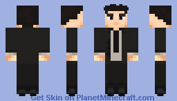 Martin Li (Spider-Man PS4) Minecraft Skin