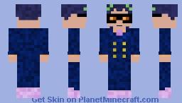 Customer Service - Kirby: Right Back at Ya! (Hoshi no Kaabii - 星のカービィ) Minecraft Skin