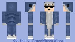 09sharkboy Minecraft Skin